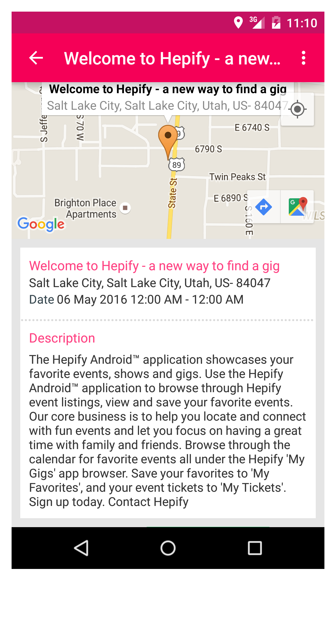 Hepify_event_google_maps