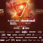 Das Energi 2018 Festival Featuring KasKade DeadMau5